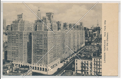 London Terrace in New York City