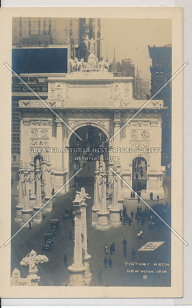 Victory Arch, 1919