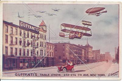 Guffanti's Table D'Hote, 209 W 48th St, NYC