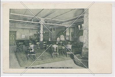 Ladies Parlor - Siegel Cooper Co. New York, 6th Av & 18th St, NY