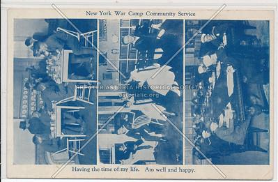 New York War Camp Community Service