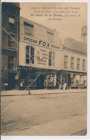 Optician FOX Kodaks, 44 W 30 St, NYC