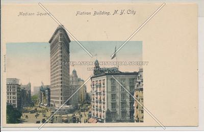 Madison Square, Flatiron Building