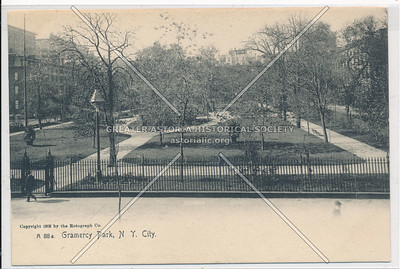 Gramercy Park, N Y City