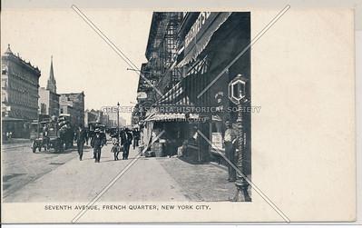 Seventh Avenue, French Quarter