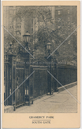 South Gate - Gramercy Park