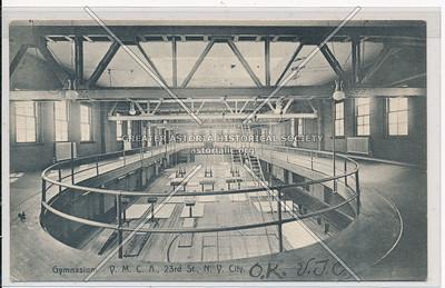 Gymnasium - 23rd St., Y.M.C.A.,  N.Y. City