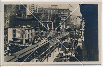 6th Ave Elevated in the West 30s?