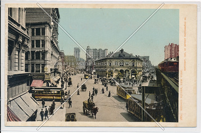 Herald Square, New York