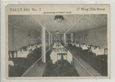 The Talley Ho, 20 E 34 St, NY #2