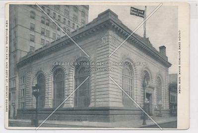 Union Dime Savings Bank, 6th Ave & 40th St, NYC