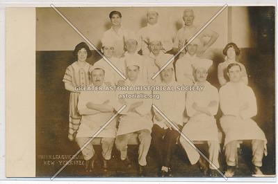 Union League Club Kitchen Staff, 1920