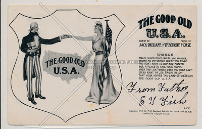 The Good Old USA (1907)