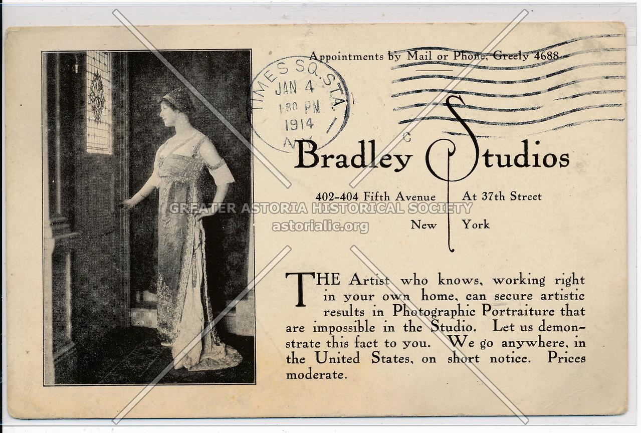 Bradley Studios, 402 5th Ave, NYC