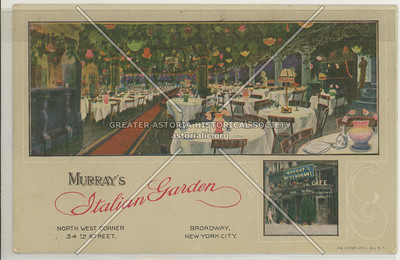 Murray's 34th St, NYC