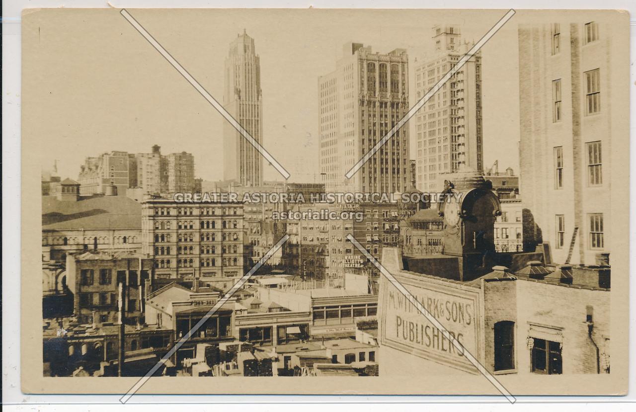 Whittmark Publishers, 133 W 39 St, NYC  (built 1903)
