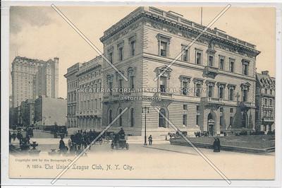 Union League Club, 5th Ave & 40th St, NYC