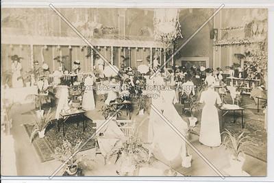 Fennery Tea Room, 14 W 33 St, NYC