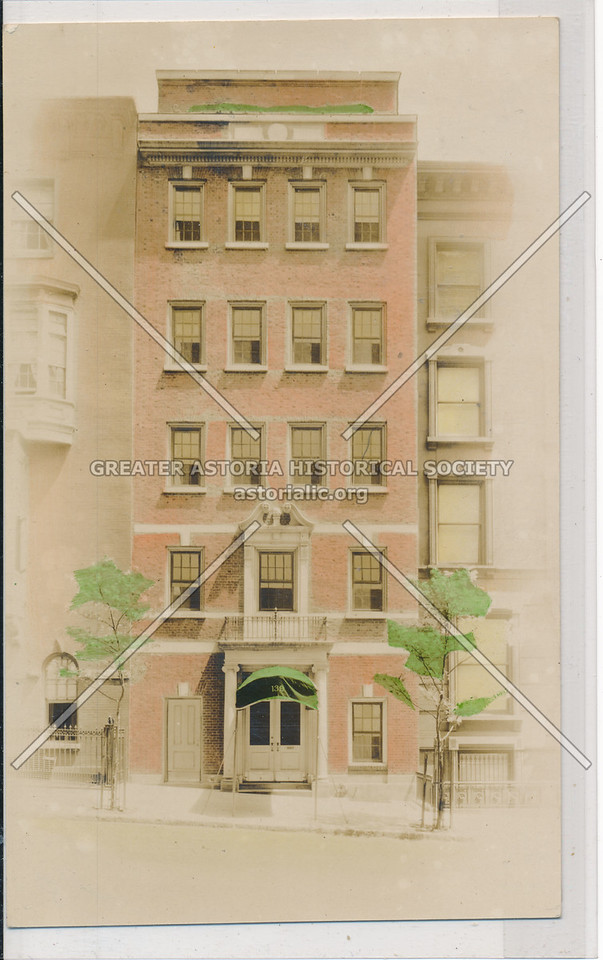 Montague Hospital, 139 E 36 St, NYC