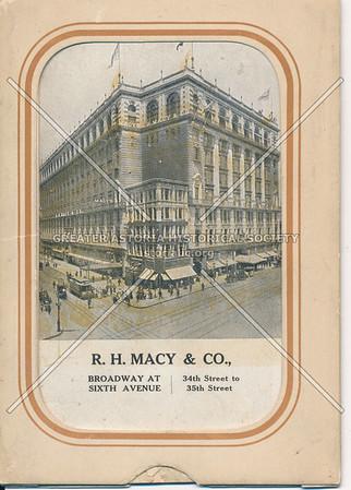 Macy's, Broadway At Sixth Avenue