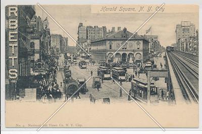 Herald Square, N.Y. City