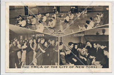 The YMCA Of The City Of New York