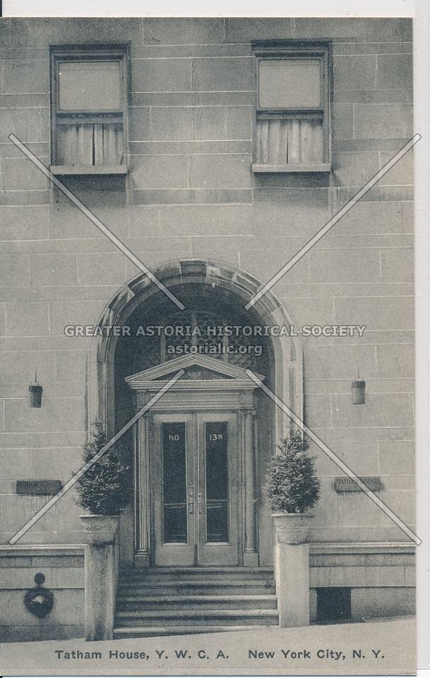 Tatham House, Y.W.C.A., New York City, N.Y.