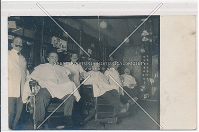 Barber Shop, (1911)