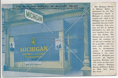 The Michigan Bureau Of Military Relief