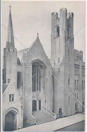 St Lukes Lutheran Church, 308 W 46 St, NYC, NY