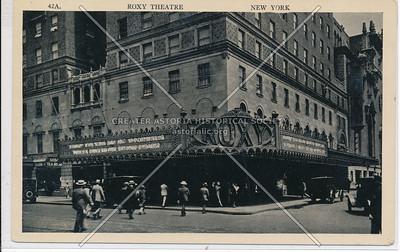 Roxy Theater, NYC