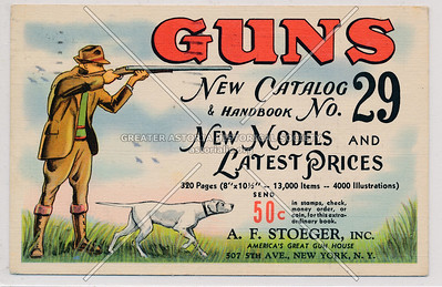 A F Stoeger Guns, 507 5 Ave, NYC