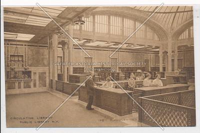 NY Public Library, 42nd St, NYC