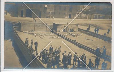 Pier 86, N River, 633 W 48 St / Brick Supply-Hardman & Peck Piano (1910)
