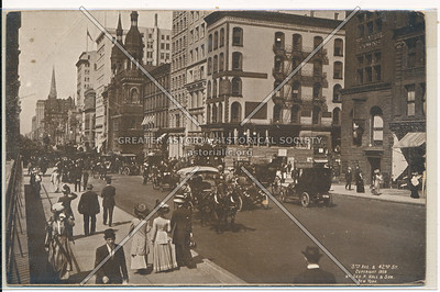 42nd & 5th Ave, NYC (1909)