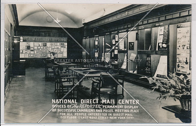 National Direct Mail Center, 17 E 42 St, NYC