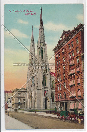 St Patrick's Cathdedral, 5th Ave, NYC