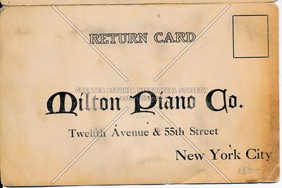 Milton Piano Co, 10 Av & 55 St, NYC