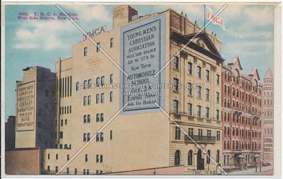 YMCA, 316 W 57 St, NYC