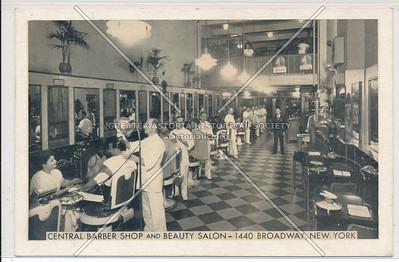 Barber Shop, 1440 B'way, NYC