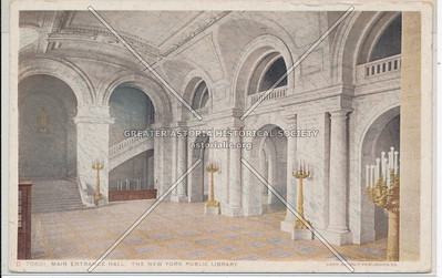 Picture Gallery, NYPL