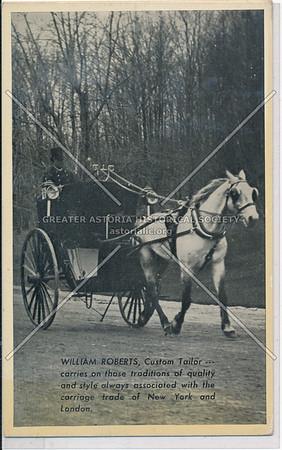 William Roberts Tailoring, 54 W 50 St, NYC (Handsom Cab)