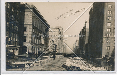 Park Ave & 51 St, NYC  (1912?)