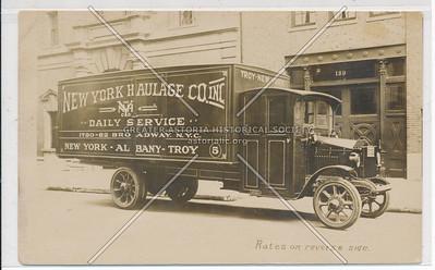 NY Haulage Co, 1780 B'way, NYC