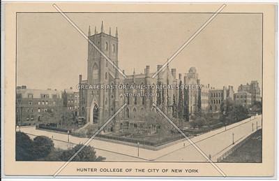 Hunter College, NYC
