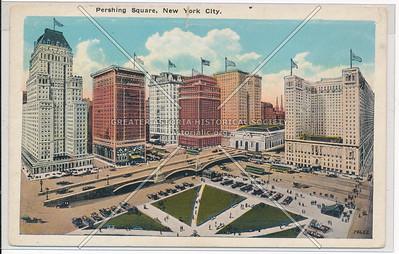 Pershing Square, 42 St, NYC