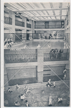 Pool, American Womans Assoc, 353 W 57 St, NYC
