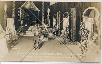 Intl Silk Show, Grand Central Palace, NY (1921)