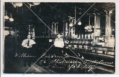 William Candrone Bar, 56 St & 1st Ave, NYC