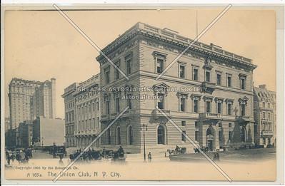 Union Club, 51 St & 5 Av, NYC